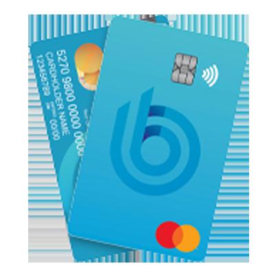 Pre-paid Mastercard