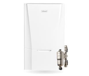 An image of an Ideal Heating Vogue boiler